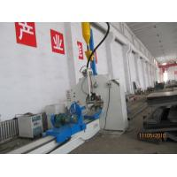 Wholesale 60 - 500mm lighting pole welding machine /  production line for road lamp from china suppliers