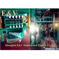Wholesale High accuracy Copper Continuous Casting Machine / rod Making Machine from china suppliers
