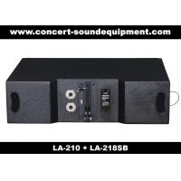 Concert Sound Equipment / 680W Line Array Speaker With1.4+2x10 Neodymium Drivers