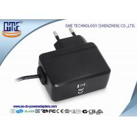 Wholesale PC Housing EU 5V 1A AC DC Power Adapter for Microphone , 1.5M Cable Length from china suppliers