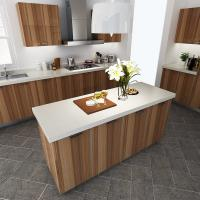 Wholesale Commercial Plywood Painting Melamine Kitchen Cabinets Laminate Finish from china suppliers