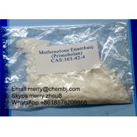 Wholesale Muscle Growth Steroid Hormone Powder Methenolone Enanthate CAS 303-42-4 from china suppliers