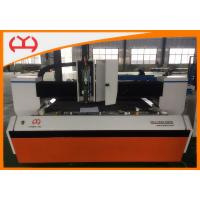 Wholesale Carbon Steel /  Iron Metal CNC Fiber Laser Cutting Equipment 1500 * 3000 mm from china suppliers