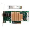 Buy cheap 10Gbps Ethernet LAN Card Fiber Optical Server NIC PCI Eexpress x8 Network Interface Card Big Data Center Application from wholesalers