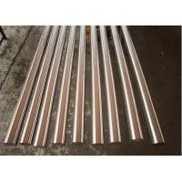 Wholesale 42CrMo4 , 40Cr Hydraulic Chrome Plated Bar Chrome Plated Piston Rod from china suppliers