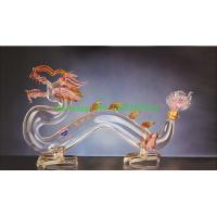 Buy cheap borosilicate glass handcraft from wholesalers