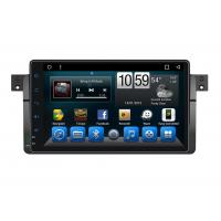 Wholesale Car Radio Double Din BMW Central Multimidia GPS BMW E46 1998-2005 Android 7.1 from china suppliers
