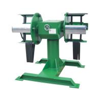 Wholesale Steel Coil Uncoiler And Double Head Hydraulic Uncoiler  MDW-200 from china suppliers