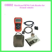 Wholesale MaxiScan FR704 Code Reader for French vehicles from china suppliers