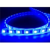 Buy cheap 14.4W 60 leds RGB LED Strip Lights , 12V / 24V / 12v Waterproof LED Light Strips from wholesalers