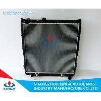 Wholesale Efficient Cooling Toyota Radiator Custom Aluminum Radiators Landcruiser KZJ7895-96 AT from china suppliers