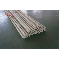 Wholesale Fiber glass Reinforced Polymer Rebar Anti - corrosion Plastic Non - Magentic from china suppliers