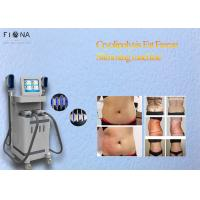 Wholesale 4 Cryo Handle Fat Freeze System Cryolipolysis Vacuum Machine 2500W Power from china suppliers