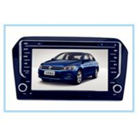 Wholesale VW Two DIN 8'' Car DVD Player with gps/TV/BT/RDS/IR/AUX/IPOD special for Jetta 2013 from china suppliers