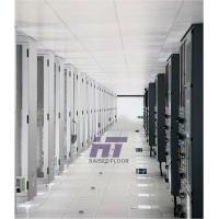 Buy cheap Computer Room Raised Access Floor Panels , Steel / Cement Raised Flooring Systems from wholesalers