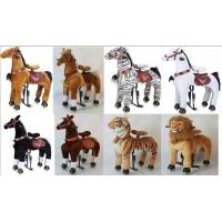 Wholesale Lovely Amusement Park Equipment Mechanical Pony Kid Ridding On Walking Animal from china suppliers