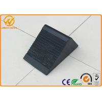 Wholesale Reflective Automatic Safety Car Wheel Stop , CE Garage Floor Car Stoppers  from china suppliers