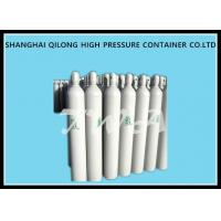Wholesale 34CrMo 34CrMo4 Industrial Gas Cylinder , 45L Compressed Oxygen Cylinders from china suppliers