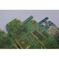 Buy cheap 10 Layer Multilayer Phone PCB Fabrication Immersion Gold , Custom Printed Circuit Boards from wholesalers