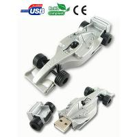 Wholesale Car Shaped USB Flash Drive, Vehicle Style USB Disk 512MB / 1GB / 2GB from china suppliers