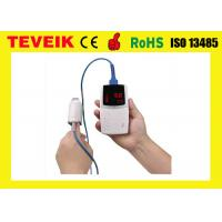 Wholesale Handhled Pulse Oximeter SpO2 Pulse Rate Portable Adult Finger SpO2 Sensor P003 from china suppliers