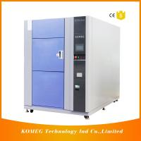 Wholesale PCB and LED Resistance Cold Heat Shock Test Chamber Specifications Touch Screen Control from china suppliers