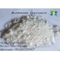 Wholesale Bold Cyp Boldenone Steroid To Gain Weight , Boldenone Powder MF C26H38O3 from china suppliers