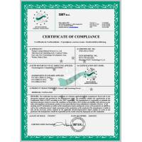 WUHAN COZING MEDICAL DEVICES CO., LTD Certifications