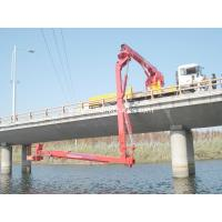 Wholesale 6x4 Bucket Type 16M DongFeng Mobile Bridge Inspection Unit For Arch Bridge from china suppliers