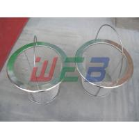Wholesale metal wire basket from china suppliers