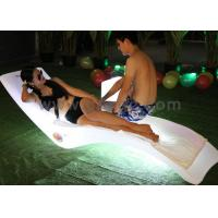 Wholesale Outdoor Using Plastic waterproof  deck chair swimminglounge chair can make different colors from china suppliers