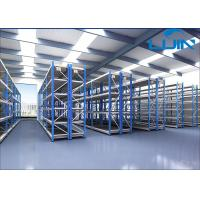 Wholesale Industrial Warehouse Storage Racks Four Level 110LBS / 500kg Per Shelf from china suppliers