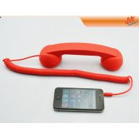 Wholesale Universal Retro Handset For Iphone 4 / 4s, Smart Cell Phone With LED Indicator Light from china suppliers