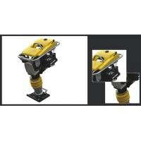Wholesale Portable Light Construction Machinery , Gas Powered Vertical Rammer Compactor from china suppliers
