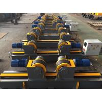 Wholesale CE Certificate Pipe Support Rollers Pipe Turning Rollers For Essen Exhibition from china suppliers