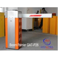 Wholesale 240V Rising Arm Automatic Boom Barrier For One Exit Parking System from china suppliers