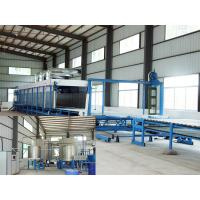 Buy cheap Continuous Automatic Low Pressure Foam Machine with Siemens Motor and Inverter from wholesalers
