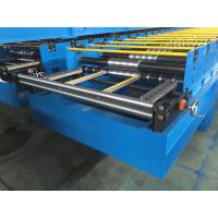 Wholesale GI / PPGI Roof Panel Roll Forming Machine Wall Board Structure For Roofing Sheet from china suppliers