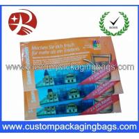 Wholesale 2013 Promotion Fashion Custom Packaging Bags , Wet Wipes Packing Bags from china suppliers