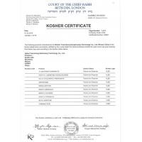 Zhuzhou Yuancheng Hezhong Tech & Dev Co., Ltd Certifications