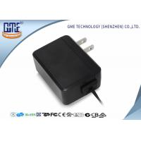 Quality High Efficiency Wall Mounted AC DC Power Adapter 5v 1500ma for Phone Charging for sale