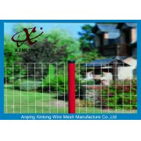 Wholesale Fashion Design Euro Panel Fencing Green Wire Fencing Roll High Security from china suppliers
