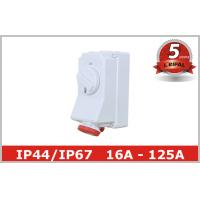 Wholesale IEC CEE Power Distribution Interlocked Socket with Machanical Switch from china suppliers