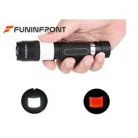 Wholesale USB Direct Charge Zoom LED Flashlight CREE XM-L T6 LED with 6 Light Modes from china suppliers