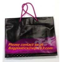 Wholesale prompt response printed soft loop handle ldpe polythene carry bags from china suppliers