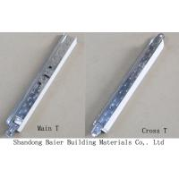 Buy cheap Galvanized Ceiling Tee Bar from wholesalers