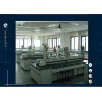 Wholesale Full Steel Pedestal Laboratory Table Modular Laboratory Furnitue from china suppliers