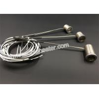 Wholesale 240V 268W Stainless Steel Armored Nozzle Coil Heaters With 0.75 Inch Inner Diameter from china suppliers
