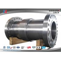 Wholesale Water / Electricity Shaft Forging 20SiMn / 35SiMn 8000T Open Die Hydropress from china suppliers