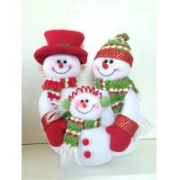 Wholesale Indoor wholesale santa snowman family christmas product 2016 dropshipping from china suppliers